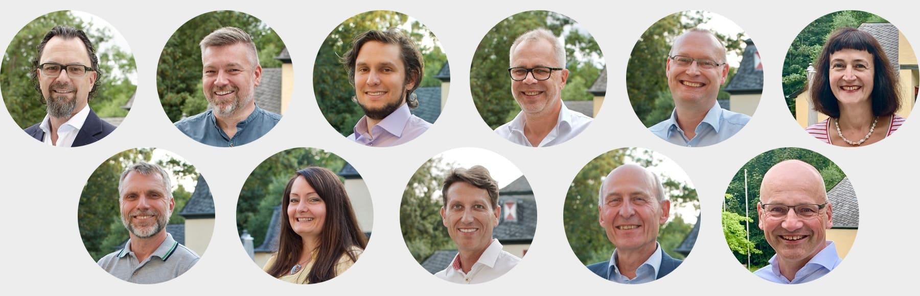 Alle Kandidat:innen von ZLR für die Kommunalwahl
