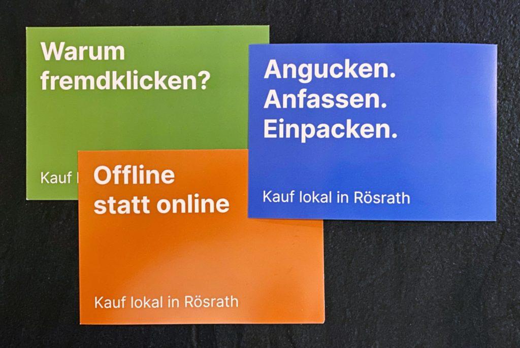 """Postkarten von """"Rösrath lokal"""""""